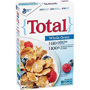 General Mills Total Whole Grain